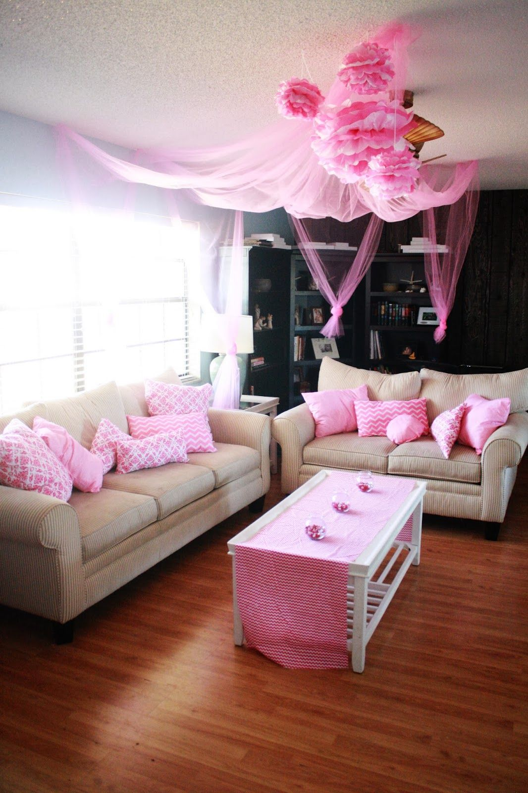 For A Little Girls Sleepover More Party Themes And Ideas Visit