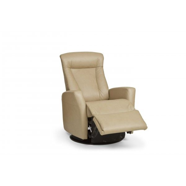 Prince Trend Sand Leather Recliner | Star Furniture | Star Furniture |  Houston, TX Furniture