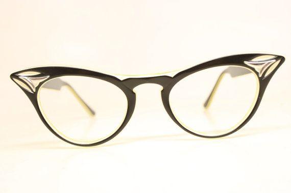 gafas retro vintage de gato Vintage ojo por VintageOpticalShop