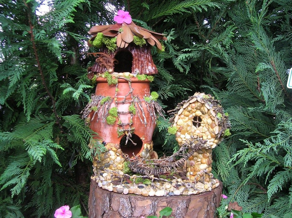 best fairy garden houses Small World Pinterest Fairy houses