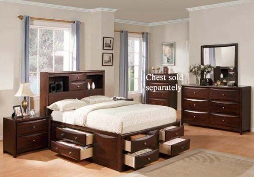 Best Bed With Drawers For Storage Love It Master Bedroom 400 x 300