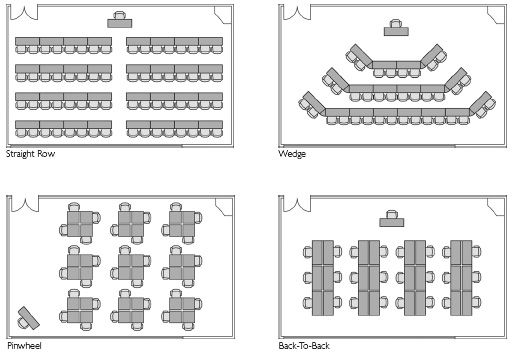 KI - Project Planning - Articles - Education Classroom - classroom seating arrangement templates