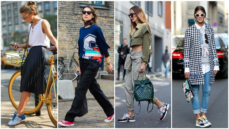 5 Coolest Women's Fashion Sneakers To Try