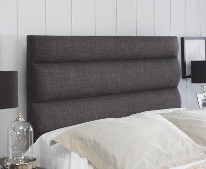 Monza Upholstered Headboard Traditional Bedroom Leather