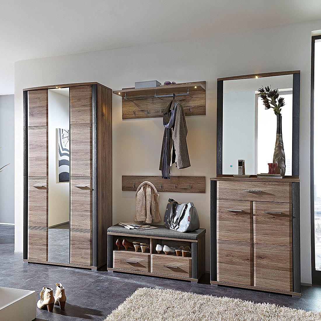 Garderobe Skanderborg Ii 6 Teilig Dizajn Prihozhej Dizajn