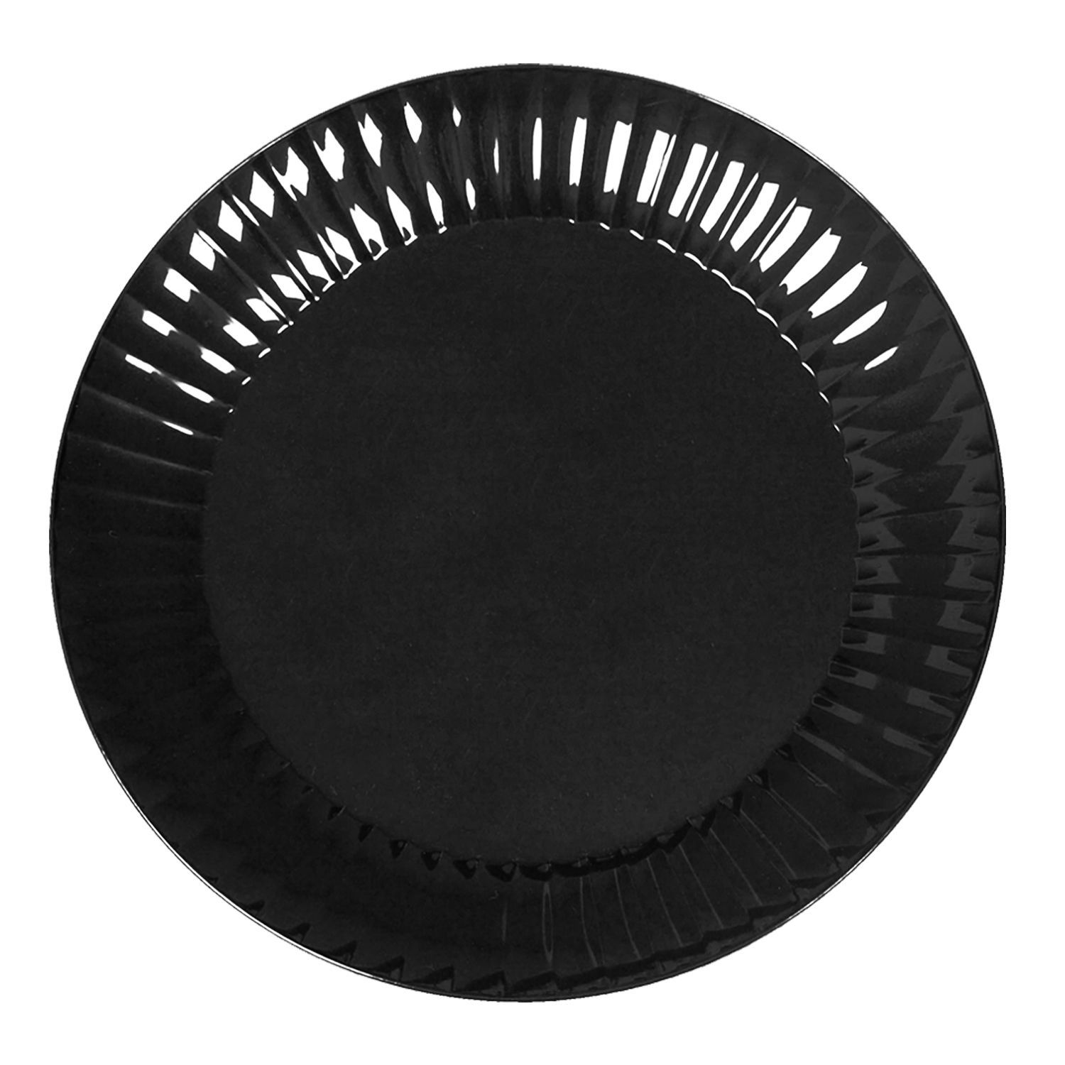 10.25\  black plastic dinner plates disposable  sc 1 st  Pinterest & 10.25\