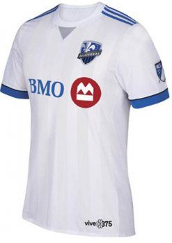 2017-18 Cheap Jersey Montreal Impact Away Replica Football Shirt ...