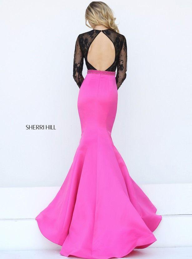 50916 - SHERRI HILL   Prom dresses   Pinterest   Vestidos de noche ...