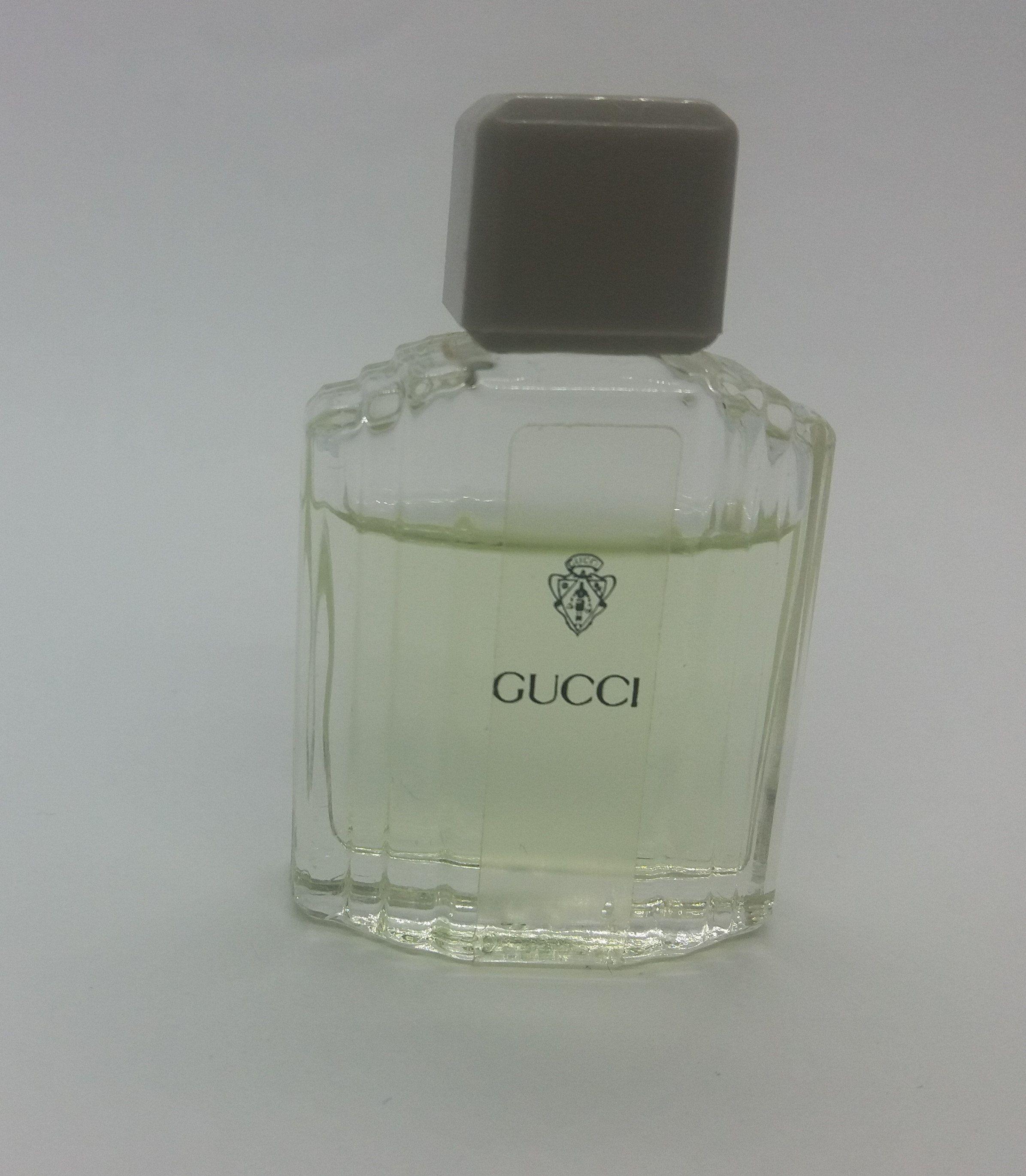 ac09da023c4bb Vintage Gucci Nobile Eau de Toilette Perfume Miniature Parfum ...