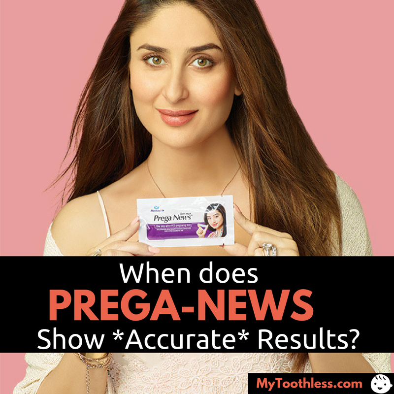 Prega News is the most common HCG pregnancy test available in India. It's manufactured by Mankind Technologies and is widely circulated through retail stores and online stores all across India. Even though it's clear on how the test has to be used but it's still a common doubt among ladies on when Prega News will show the most accurate results.