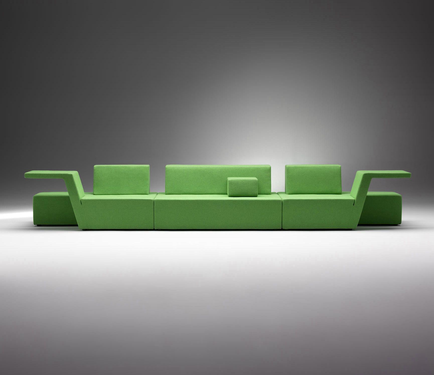 Sofa, Design, Bram Boo, Maarten Van Severen, Xavier Lust, Feld,