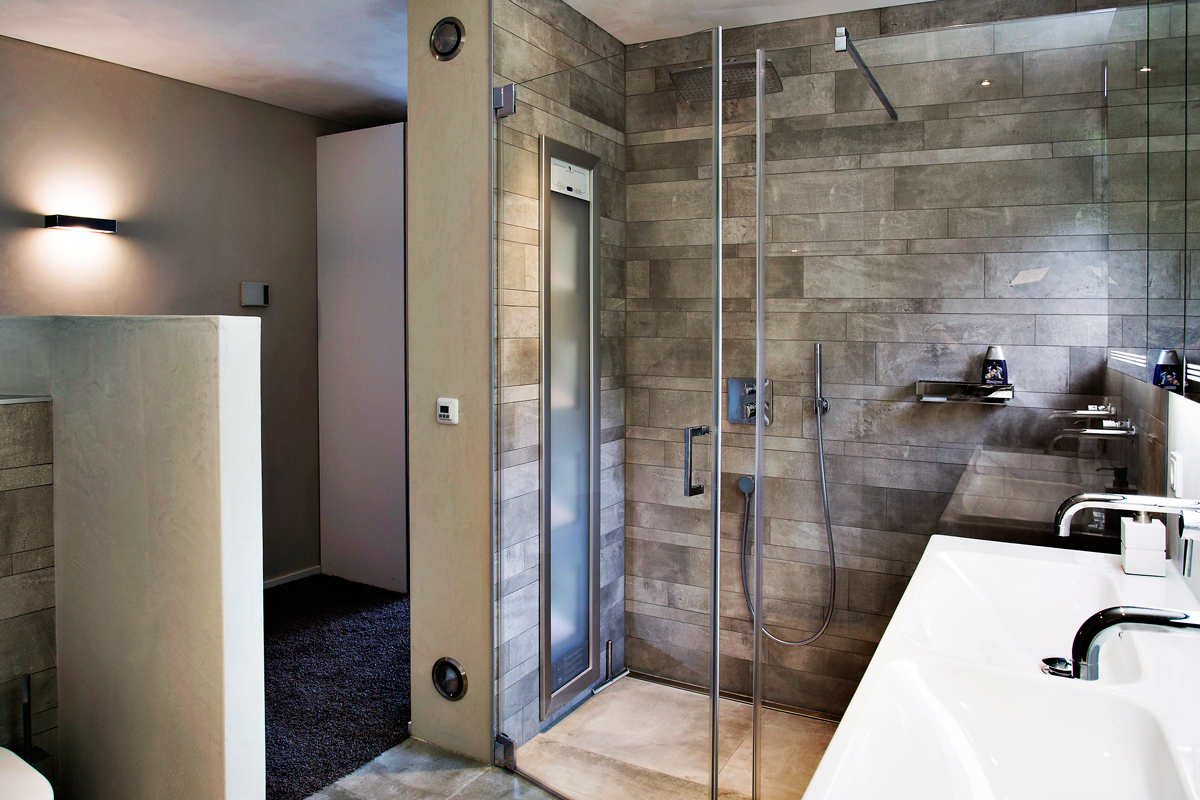 industriele badkamer - Google zoeken | Bathroom | Pinterest