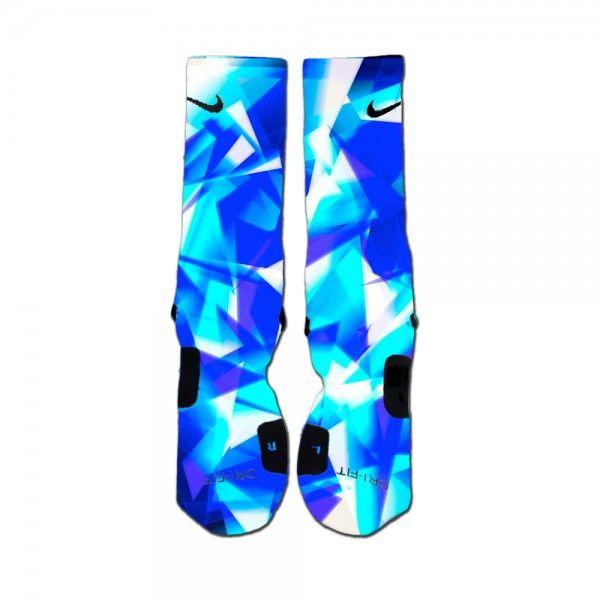 """""""Prism"""" Workout Socks"""