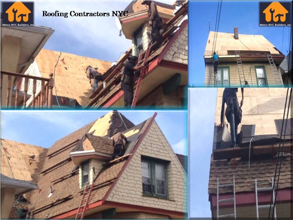 Roofing Contractors in NYC (With images) Roofing
