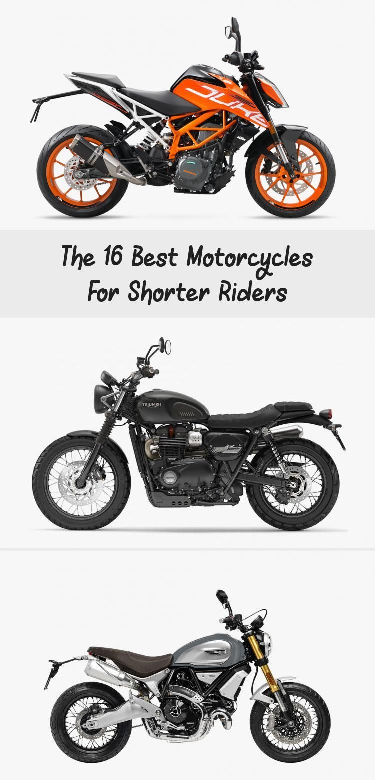 The 16 Best Motorcycles For Shorter Riders – Cars
