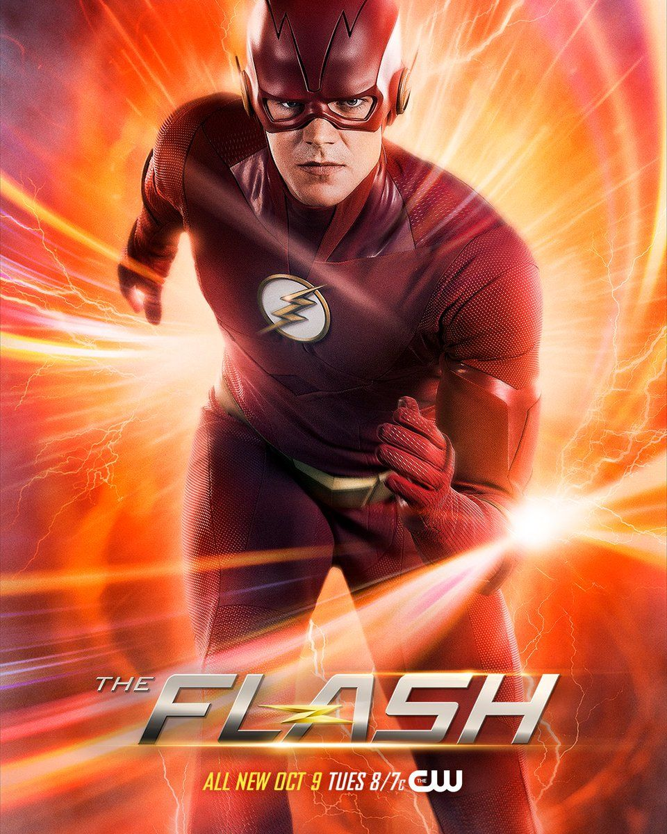 The CW Releases The Flash Season 5 New Suit Promo - Bleeding Cool