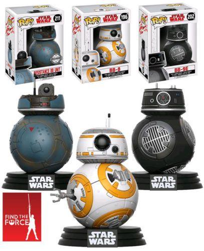 Funko Pop Star Wars The Last Jedi First Order 196 202 211 3 Pop Bundle New Mint Funko Funkopop Funko Pop Star Wars The Force Star Wars Star Wars