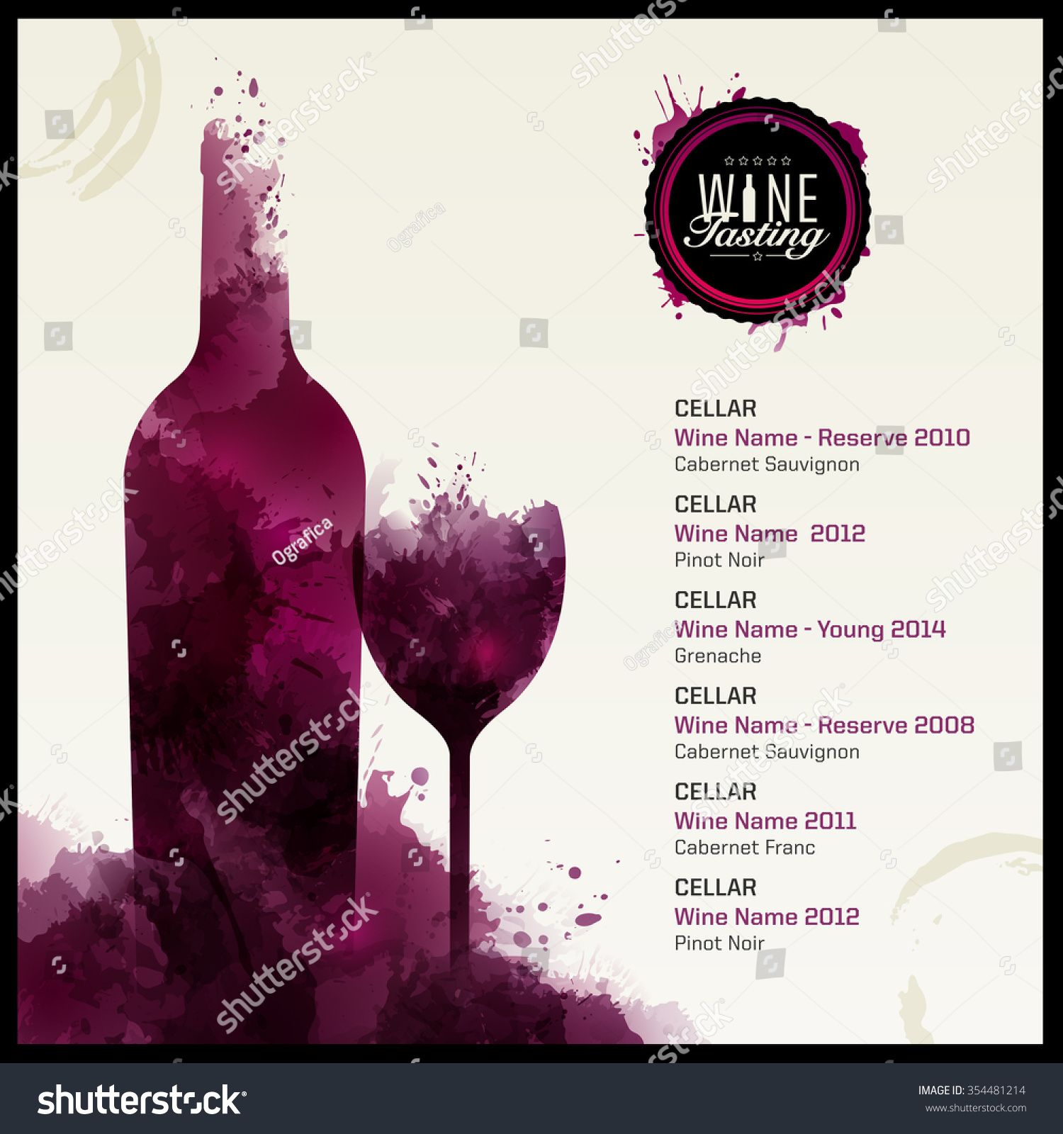 invite and ecard design. wine and cheese invitations chalkbo lovely ...