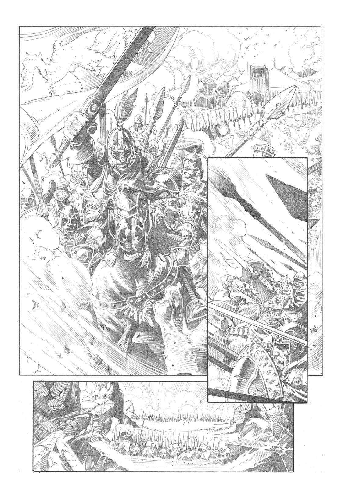 Tomas Giorello Hour Of The Dragon 1 Page 19