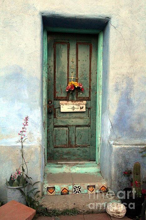 Tucson Arizona Unique Doors Green Door Windows And Doors
