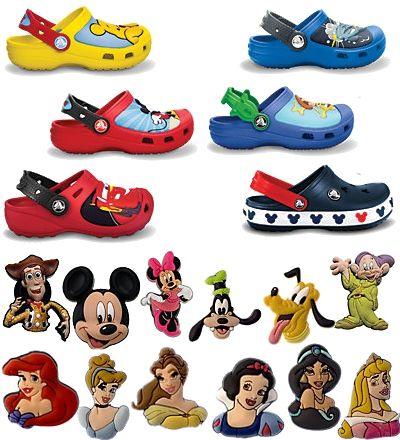 9f86b20a9a248f Crocs Disney Collection and Disney Jibbitz!