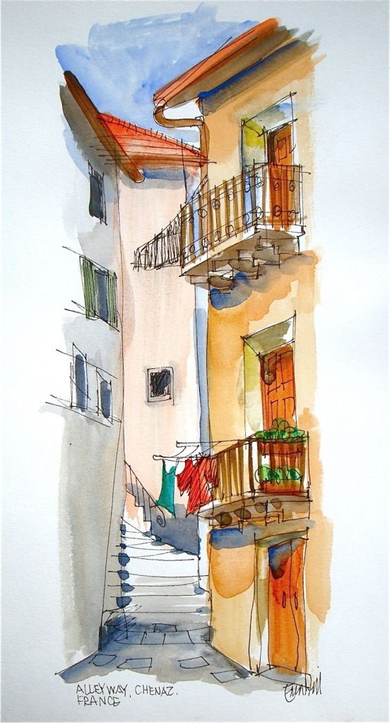 Simple And Effective Art Painting Art Drawings Beautiful