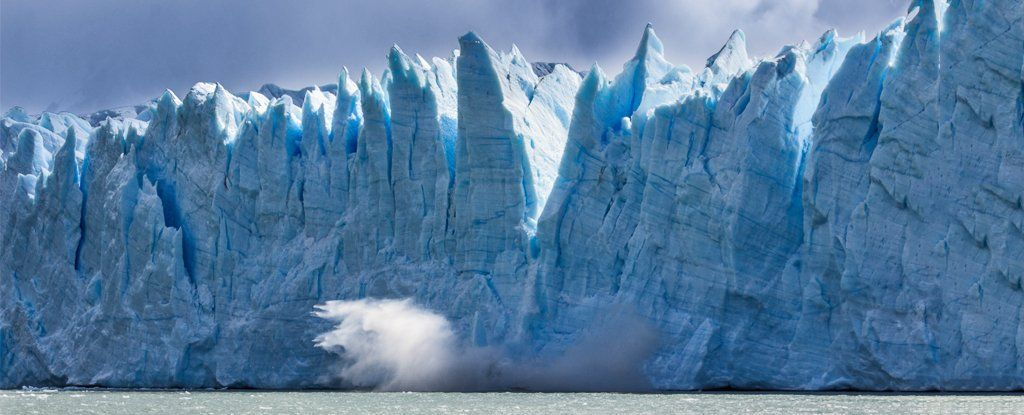 Antarctica Is Now Rapidly Melting All Over Including Parts