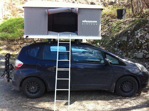 Honda Fit Tent Fit Tent Honda Fit Car Tent Camping Honda Fit Camping