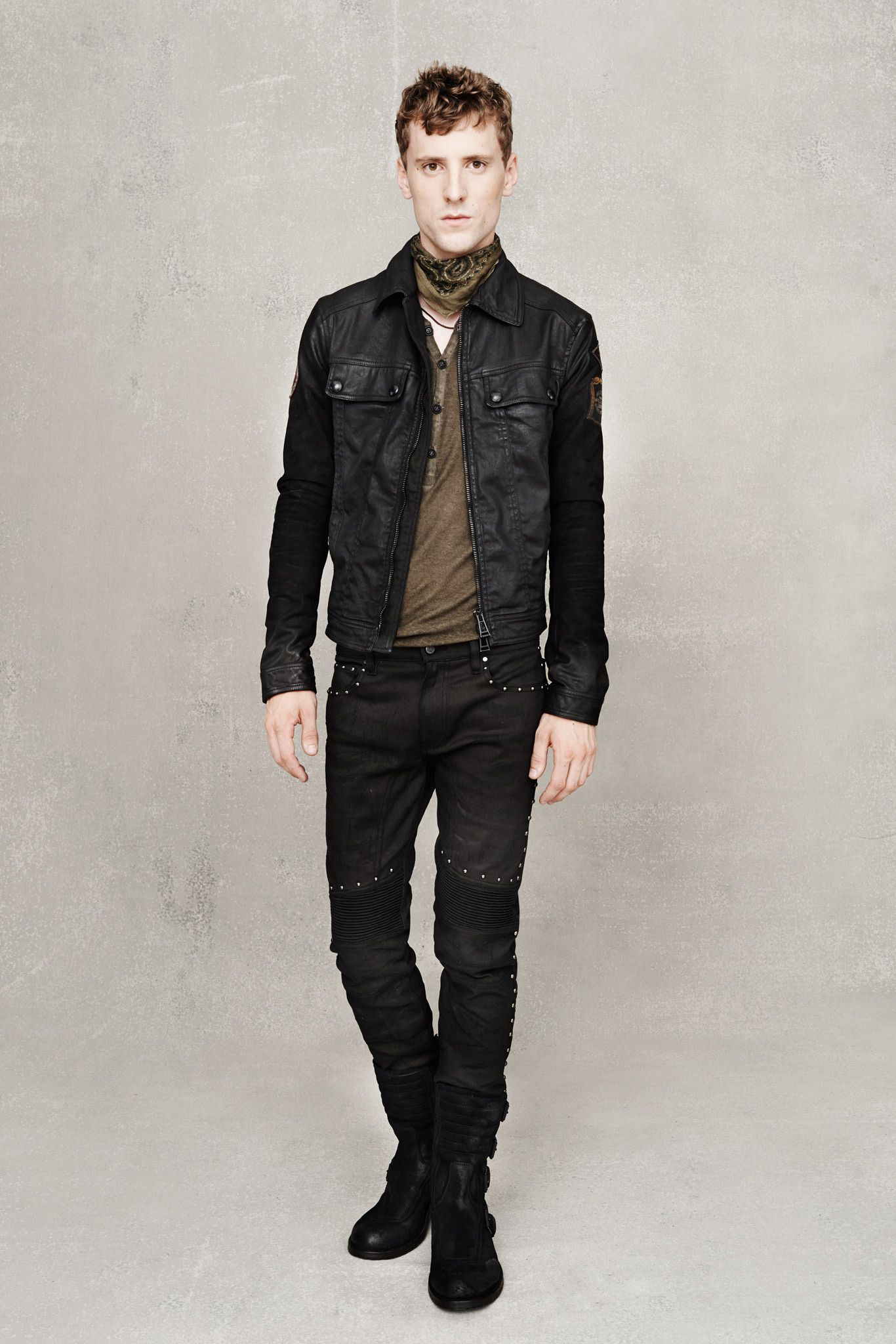 Belstaff Spring 2015 Menswear - Collection - Gallery - Style.com