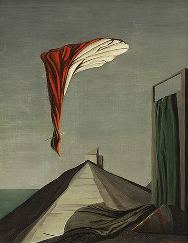 Kay Sage Catalogue Raisonne Surreal Art Art Art Movement
