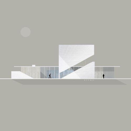 Case - Zean Macfarlane - zeanmacfarlane.com/ - Ansichten #architektonischepräsentation