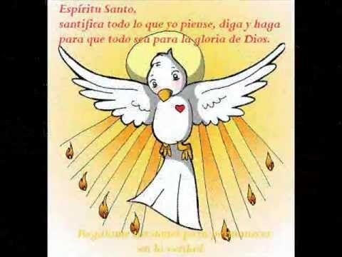 Los Frutos Del Espiritu Santo Para Ninos Dones Del Espiritu Espiritu Santo Divino Nino