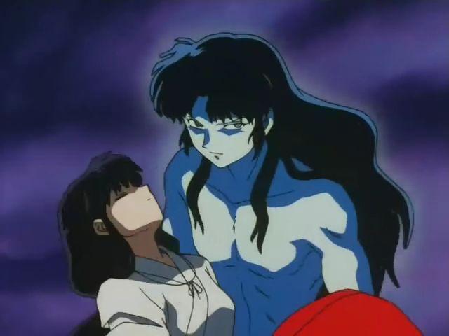 Kikyo And Inuyasha Into The Miasma