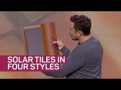 Tesla y SolarCity lanzan el primer tejado con células solares integradas