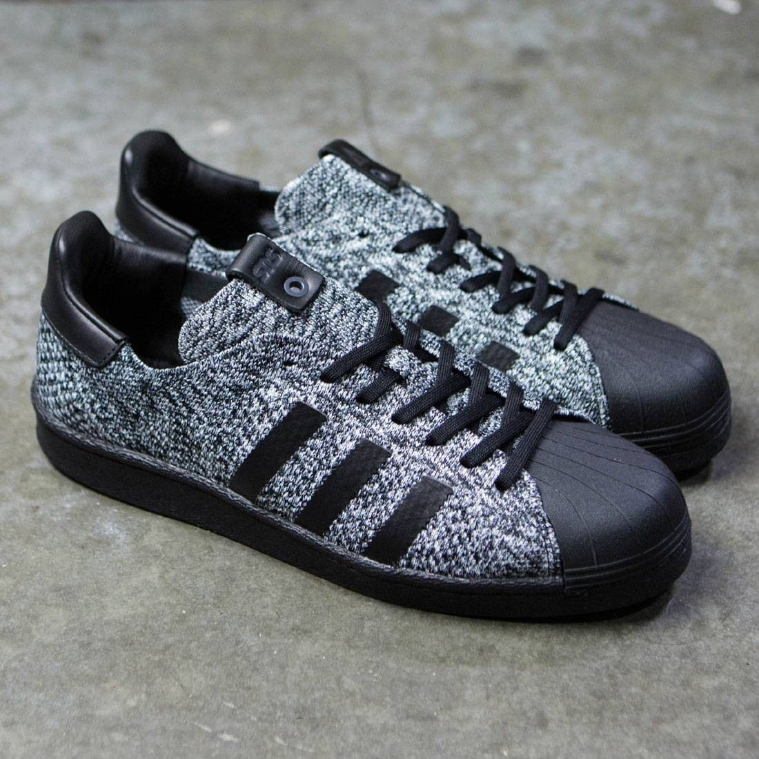separation shoes 9f17c 428da Adidas Consortium x Sneakersnstuff x Social Status Men Superstar BOOST  Sneaker Exchange white black