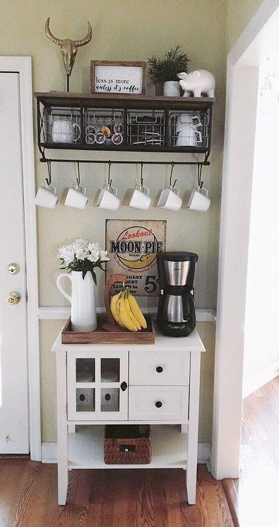 √ Coffee Bar Design-Ideen für Ihr Wohnzimmer (BEST PICTURE)  #Bar #coffee #DesignIdeen #für #Ihr #picture #wohnzimmer #greatcoffee