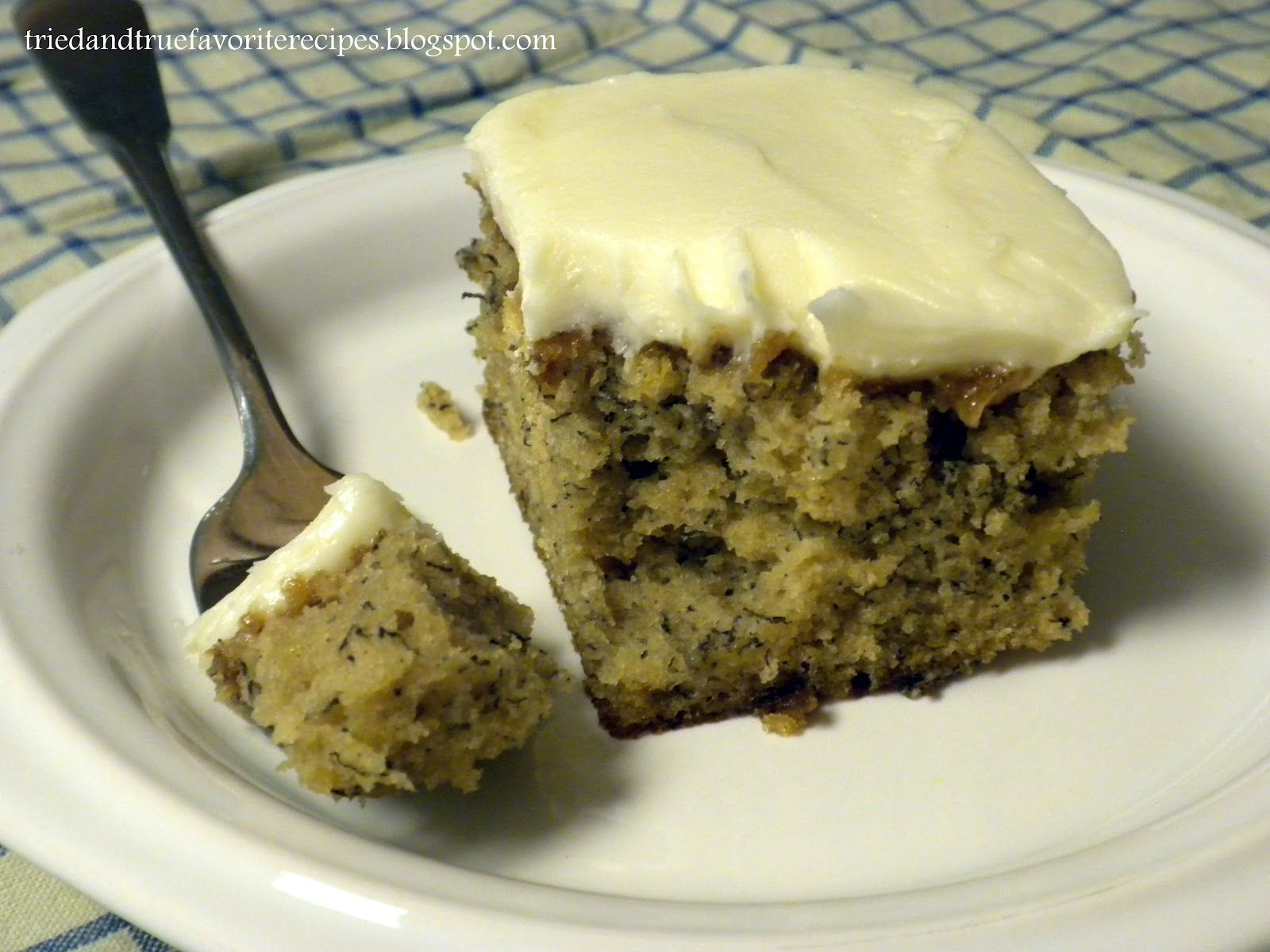 Banana Bars With Cream Cheese Frosting Recipes Onysentot Com