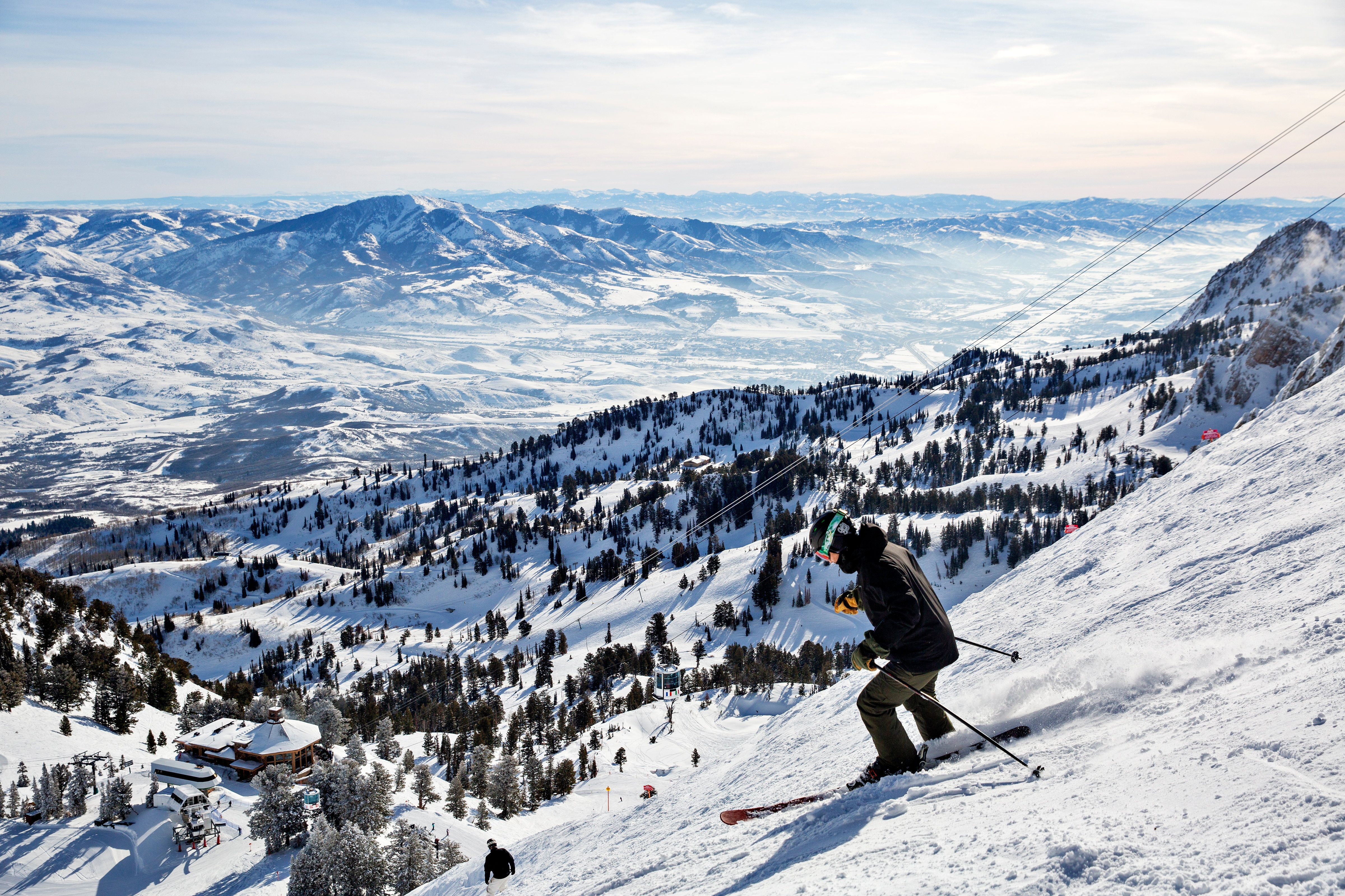 Utah Powder and Steeps, Without the Crowds in 2020 Utah