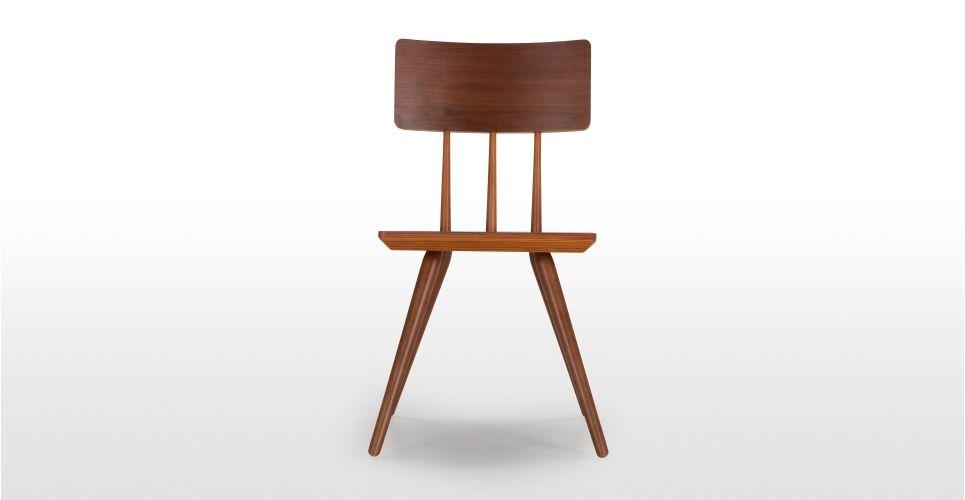 2 X Cornell Chaises En Noyer Made Com Maison Pinterest