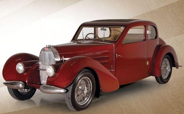 1937 Bugatti Type 57 Ventoux Coupe