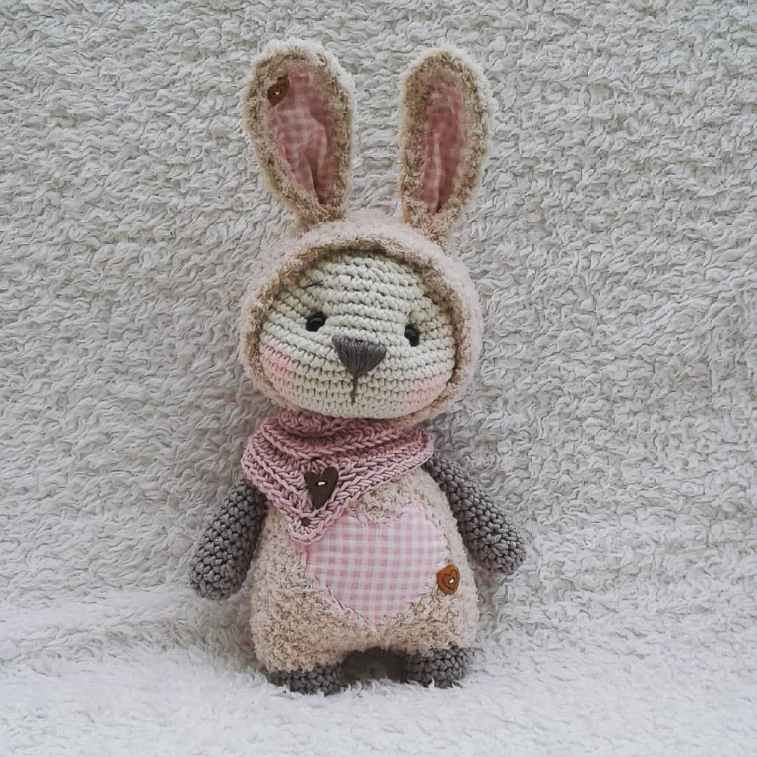 Lotte 💗🐇 habt ein schönes Wochenende ihr süßen. .. #bunny #Hase #kuschelhase #cuddlytoys #crochet     Amigurumi  You can create a different quality in your homes, offices or living quarters with the amigurumi toy variety. Decorative models show themselves in a serious way in the area you are using. Of course, it is also a great fact that you can gift toys to your children and make them happy... #bunny #Daniela #ein #groß #habt #ihr #Instagram #Lotte #Marleens #schönes #süßen #Wochenende