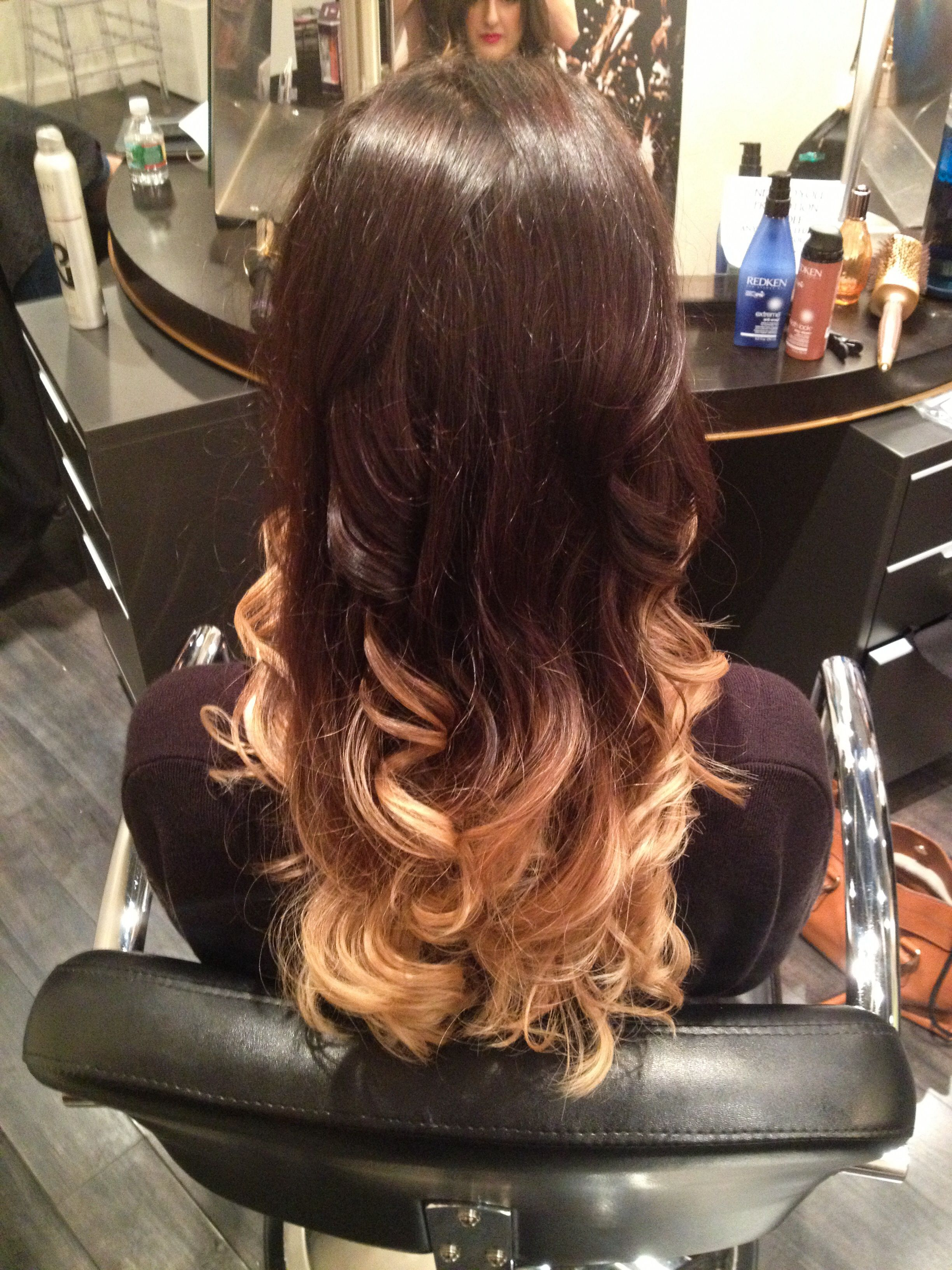 Princess Hairstyles The 26 Most Charming Ideas For 2020: Ombre- Dark To Light