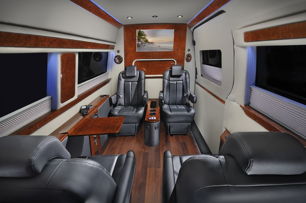 Sprinter Mobile Office Van Sprinter Vans Midwest Automotive