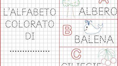 Pregrafismo Parole Schede Da Scaricare Stampare Scuola Schede