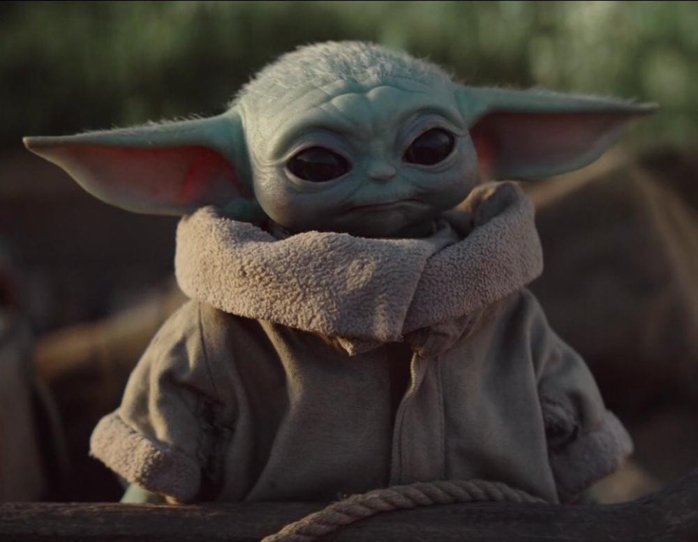 Baby Yoda Twitter Search Twitter Yoda Wallpaper Star Wars Yoda Star Wars Memes