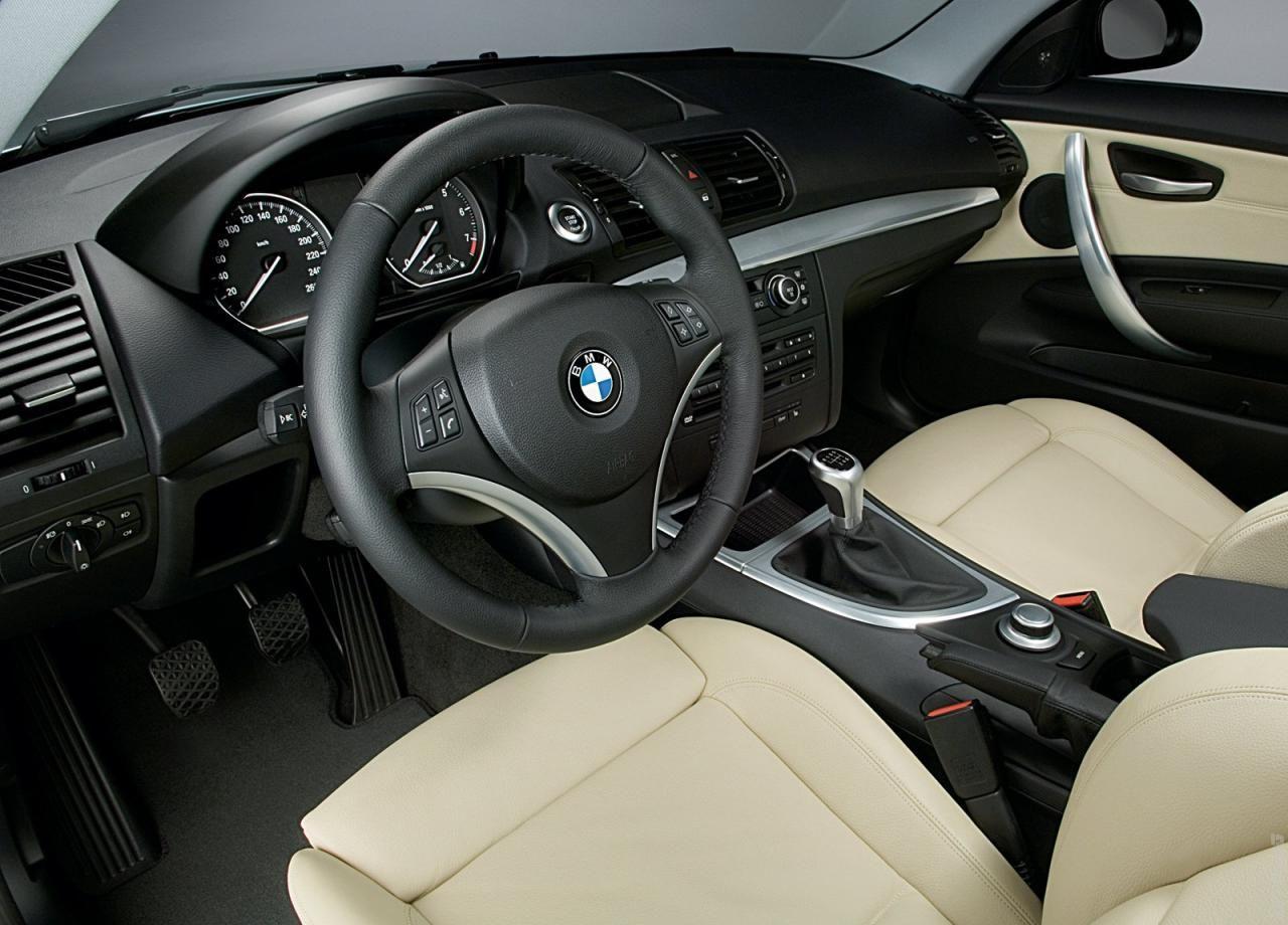 2008 Bmw 1 Series 3 Door Interior Autok Motor