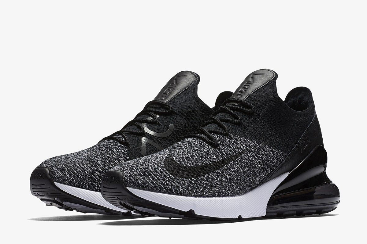 Flyknit Edition Nike Air Max 270 in Two Colorways - EU Kicks  Sneaker  Magazine a8b329510
