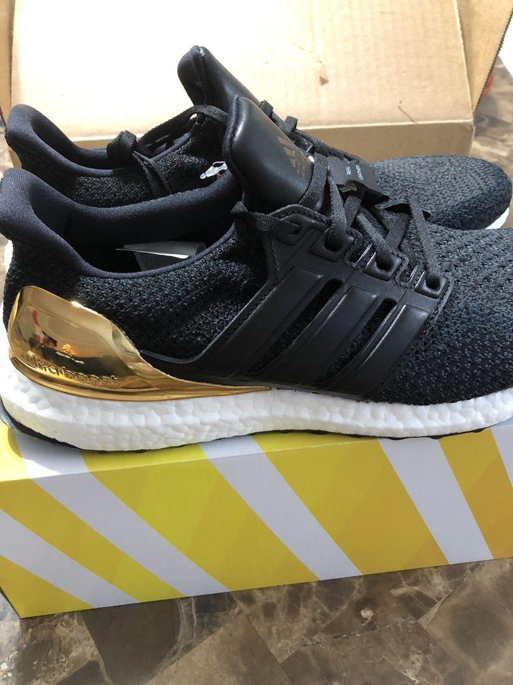 buy online 7578b 3ff2f Adidas UltraBOOST LTD Gold Medal Sneaker BB3929 Size 10.5 ...