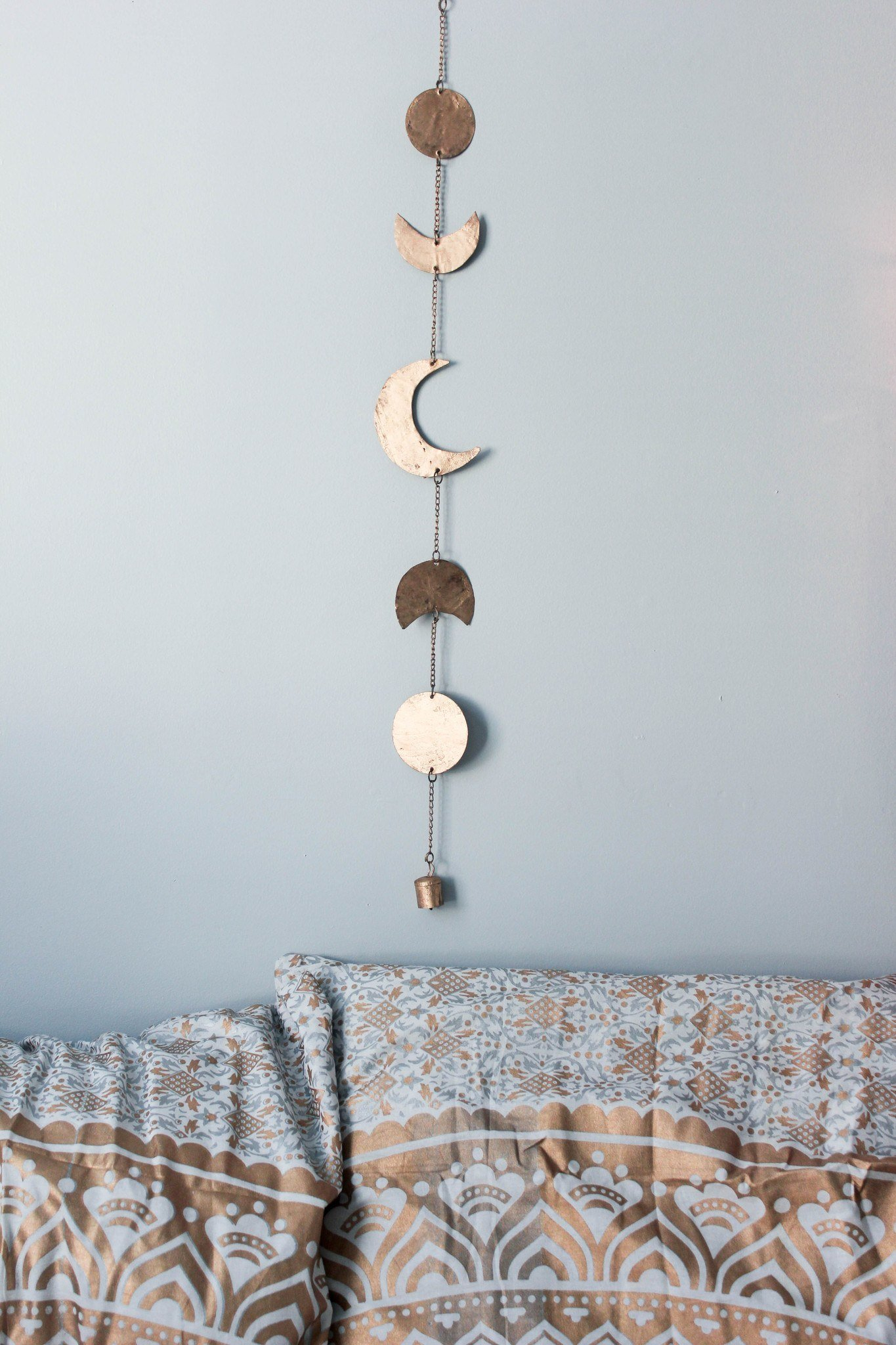 Moon Phases Wall Hanging Decor Interer Dekor Idei