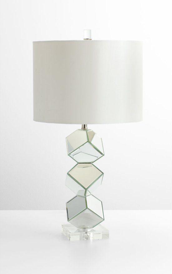 Illusion Table Lamp Cyan Design Lamp Table Lamp Cyan Design